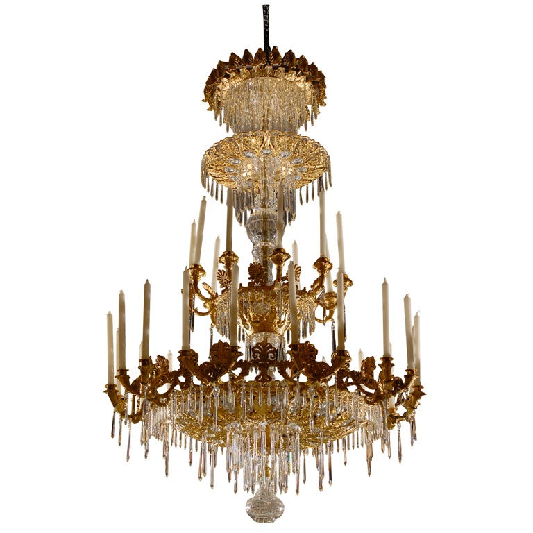 Imperial Russian Chandelier at 1stdibs