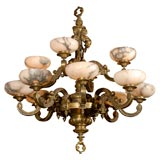 Antique Regence Style Chandelier