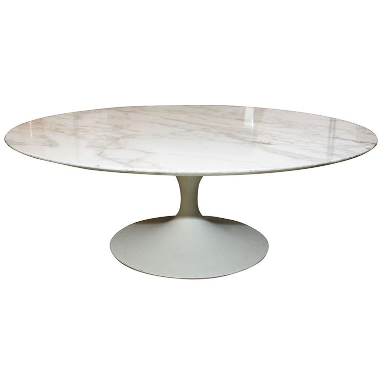 Coffee Table By Eero Saarinen At 1stdibs