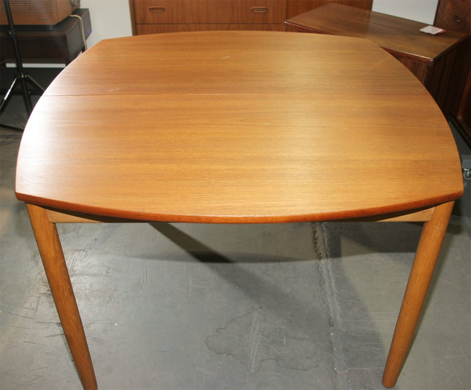 this square dining table with butterfly leaf is no longer available