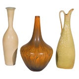 Collection Of Rorstrand Vases