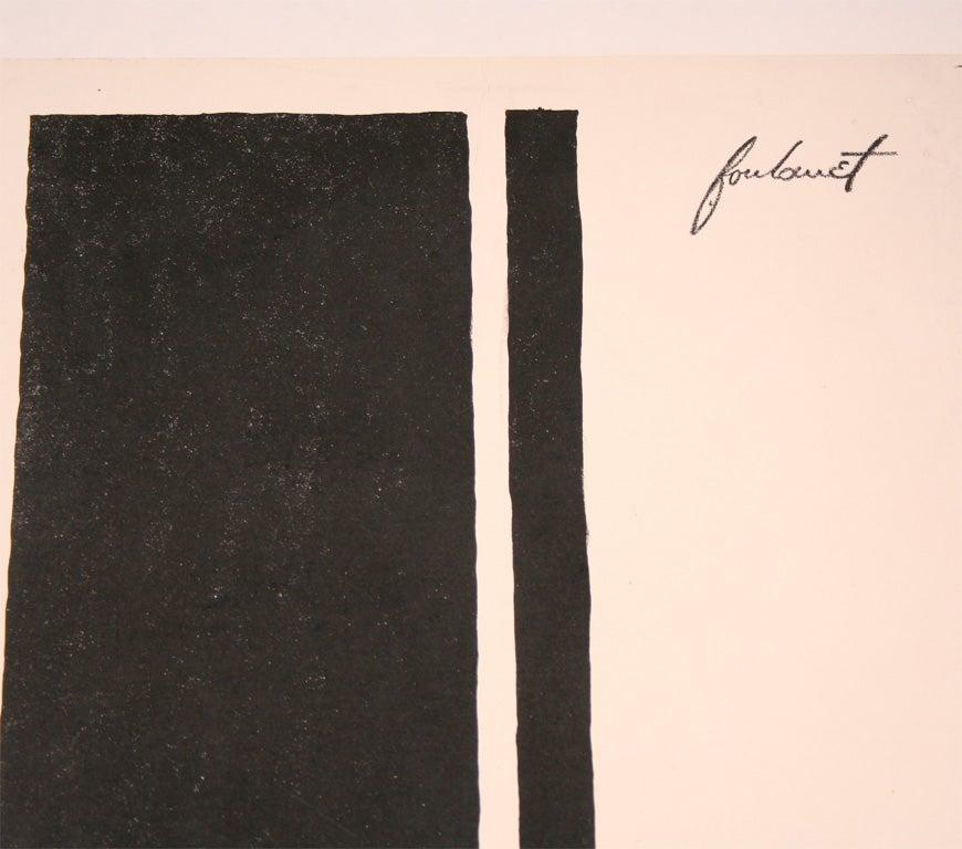 original swiss art deco poster by noel fontanet 1930 at. Black Bedroom Furniture Sets. Home Design Ideas
