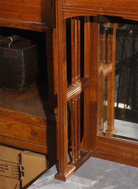 20th Century Ansonia Tall Case Clock For Sale