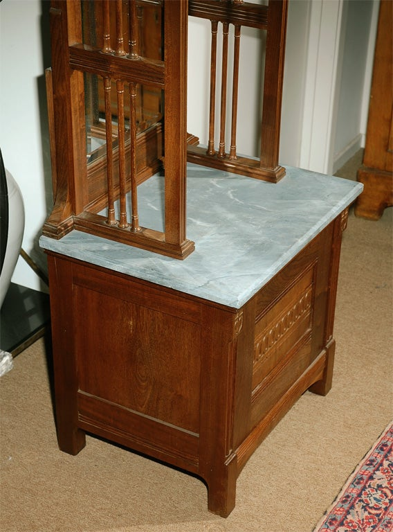 Ansonia Tall Case Clock For Sale 2