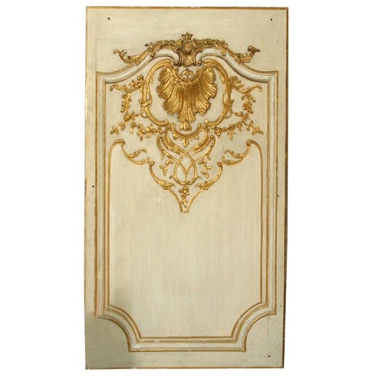 Louis XV Boissere panel at 1stdibs