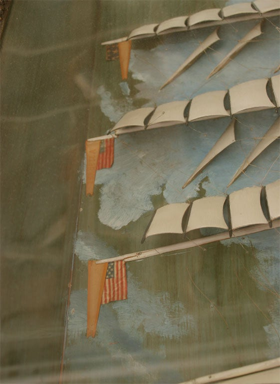 Ship Diorama. For Sale 1