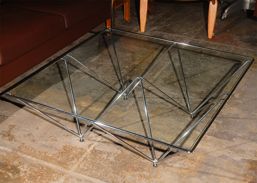 Paolo Piva 1970s Coffee Table For B B Italia At 1stdibs