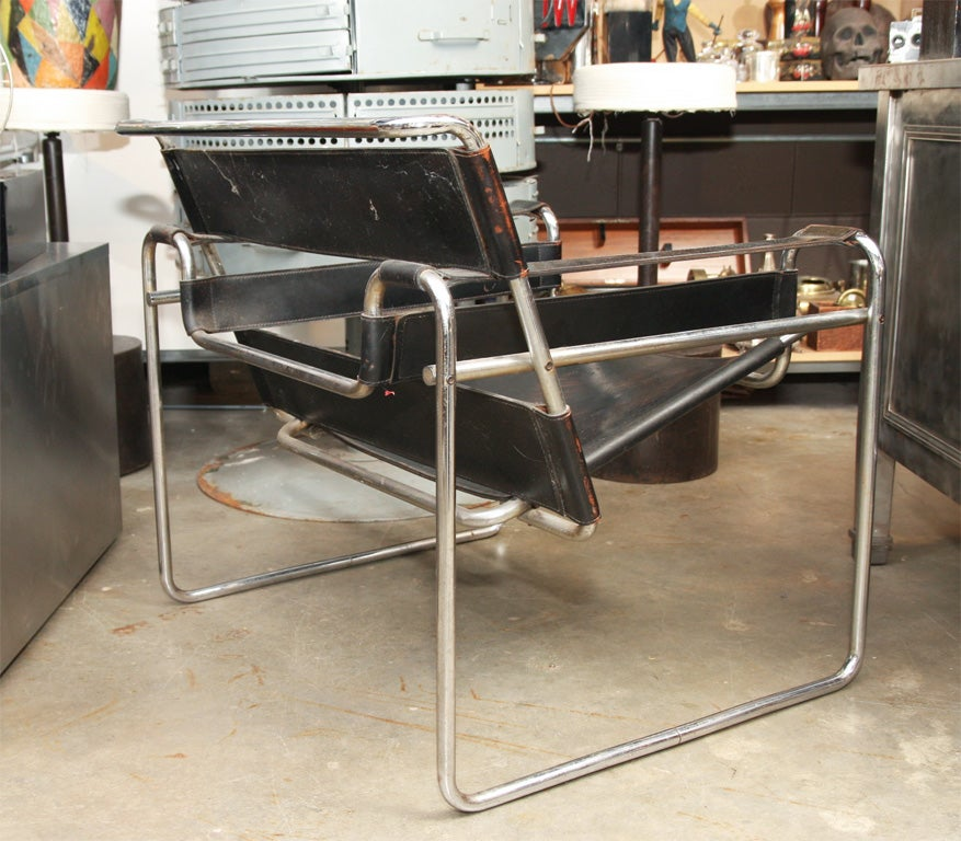 A Pair Of Wassily Chairs At 1stdibs