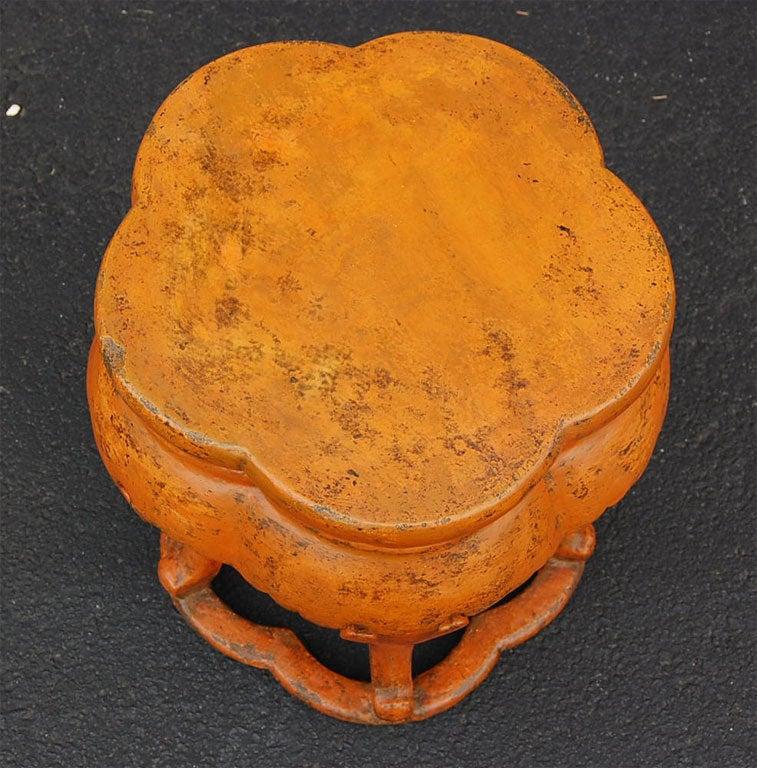 Shanxi Carved Stool At 1stdibs