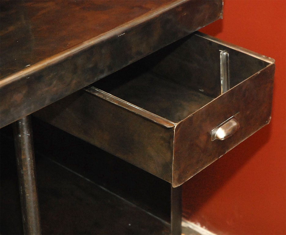 French Post Office Desk At 1stdibs