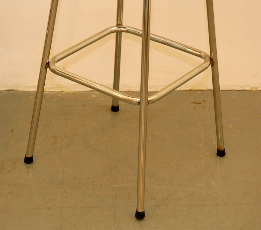 20th Century Charlotte Perriand Barstool For Sale