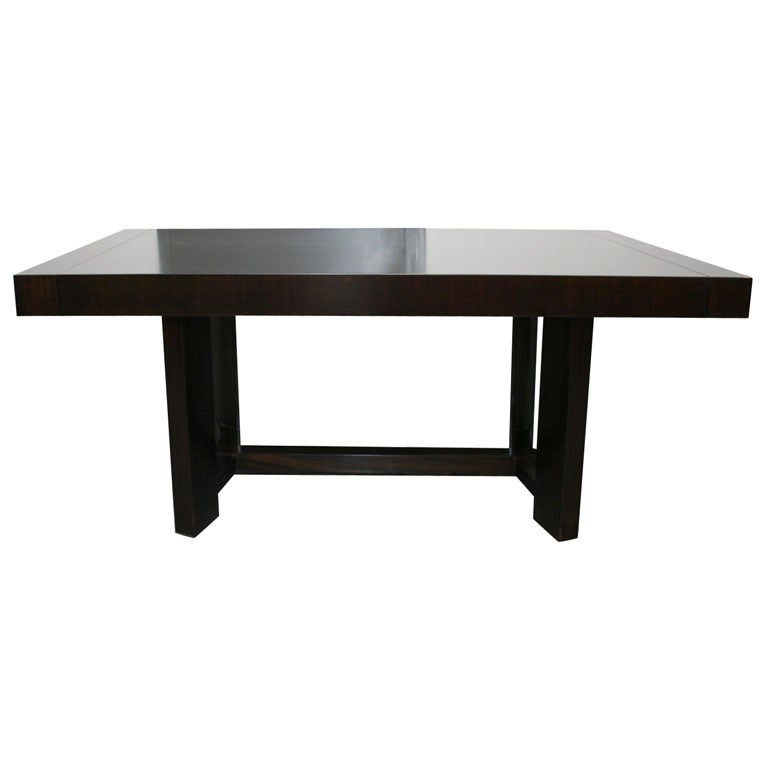 dining table by th robsjohn gibbings for widdicomb at 1stdibs