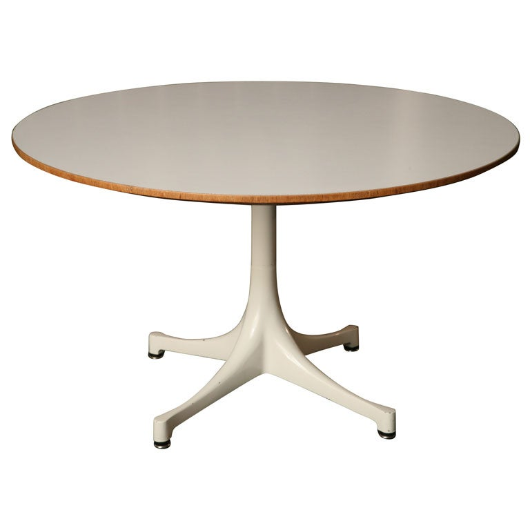 Early George Nelson Coffee Side Table At 1stdibs