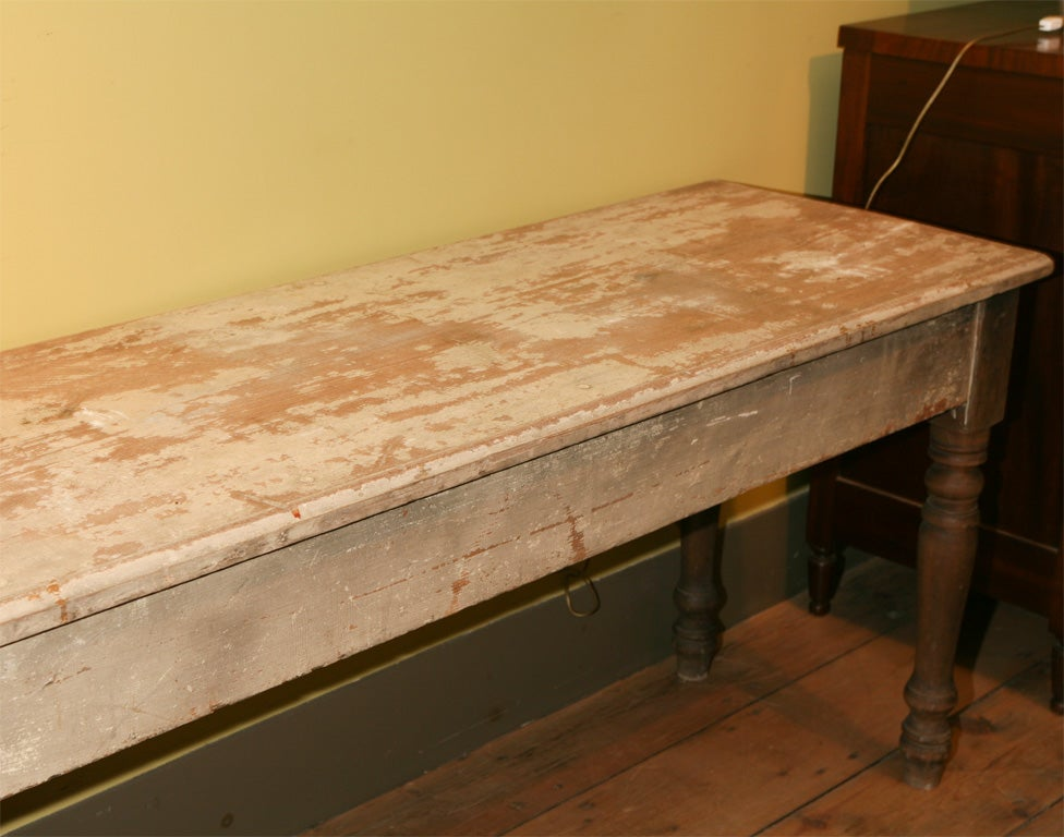 12 foot long country table at 1stdibs for 10 foot long table