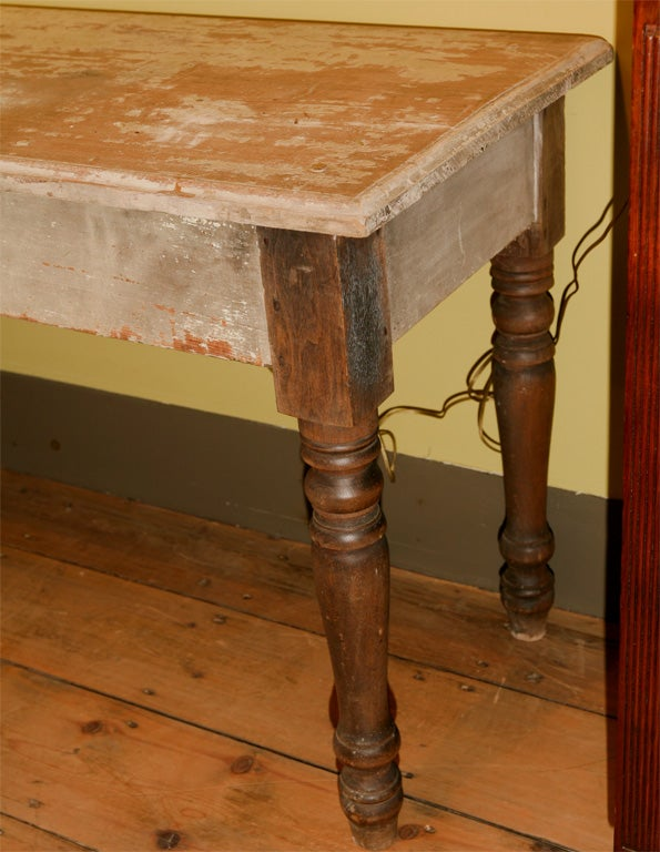 12 foot long country table at 1stdibs for 9 foot dining room table