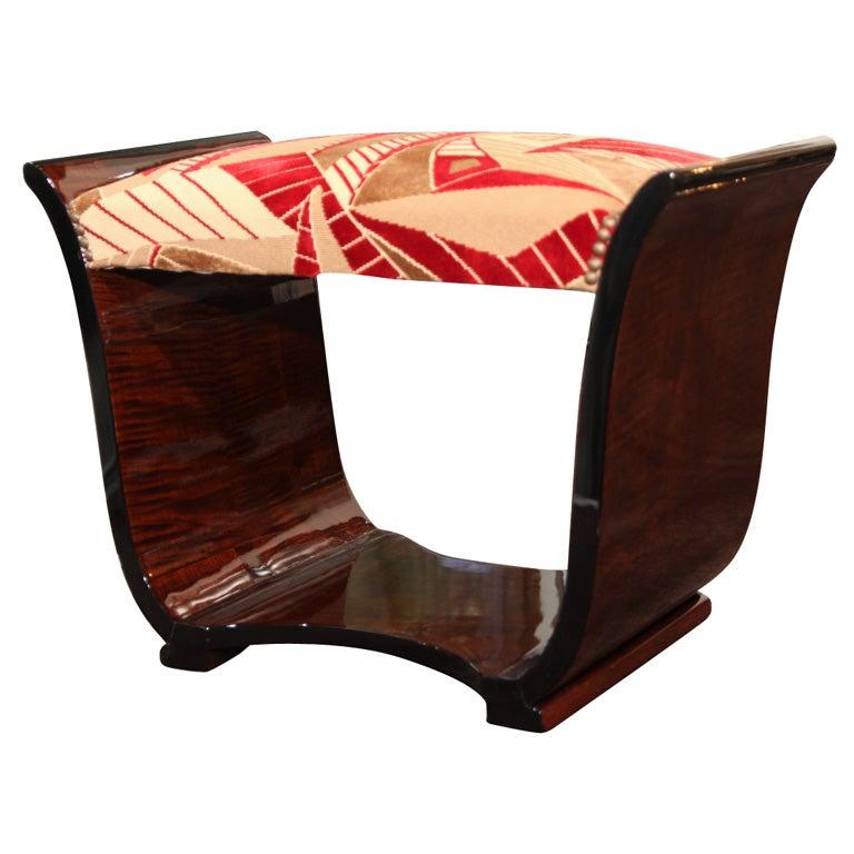 Art Deco Bench At 1stdibs