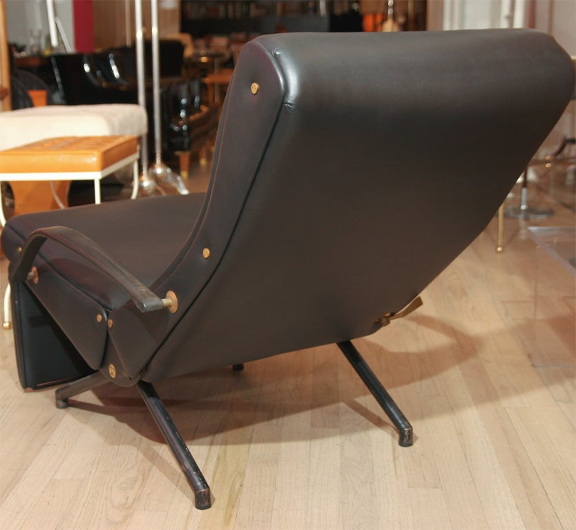 Osvaldo Borsani P40 Lounge Chair for Tecno 5