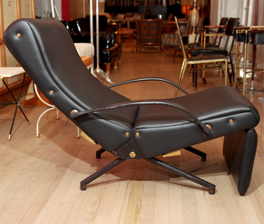 Osvaldo Borsani P40 Lounge Chair for Tecno 8