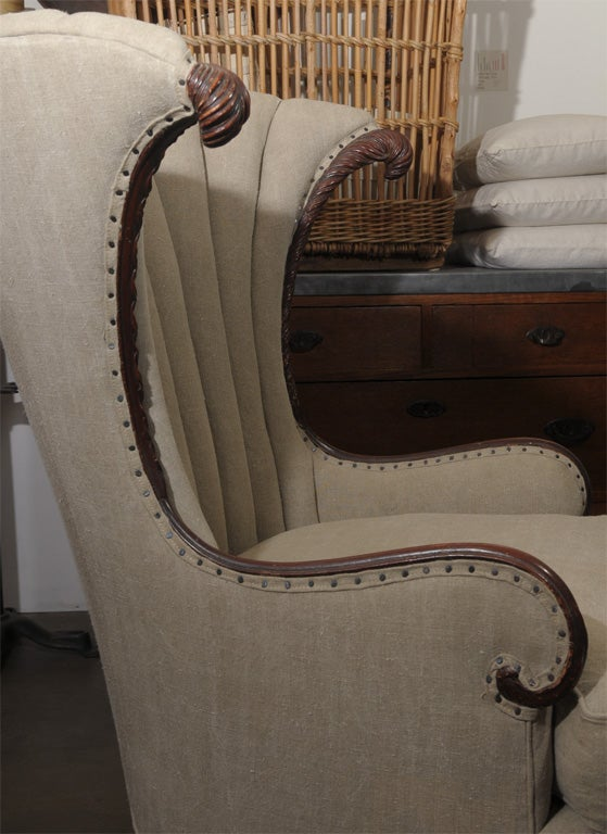 Parlor Chair By Pullman Couch Co. image 4