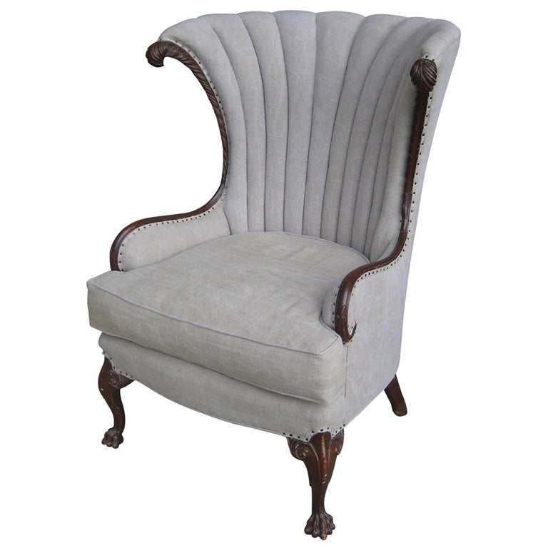 Parlor Chair By Pullman Couch Co.