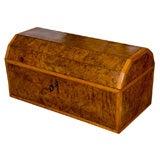 Large Italian Walnut Box