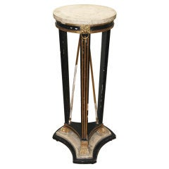 8015  A Pair Of Period Directoire Plant Stands,