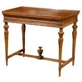 Small Swedish Stretcher Table c.1890