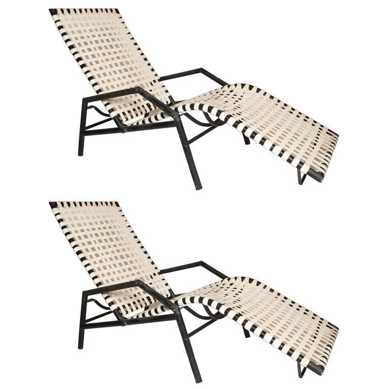 Brown Jordan Outdoor Lounge Chairs At 1stdibs