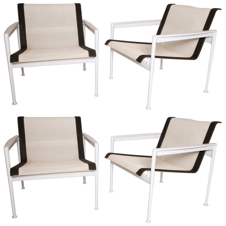 Richard Schultz Outdoor Lounge Chairs At 1stdibs