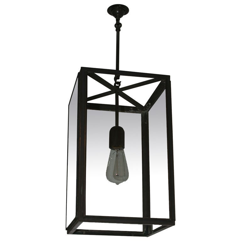 Reproduction Hanging Lantern Ilford At 1stdibs