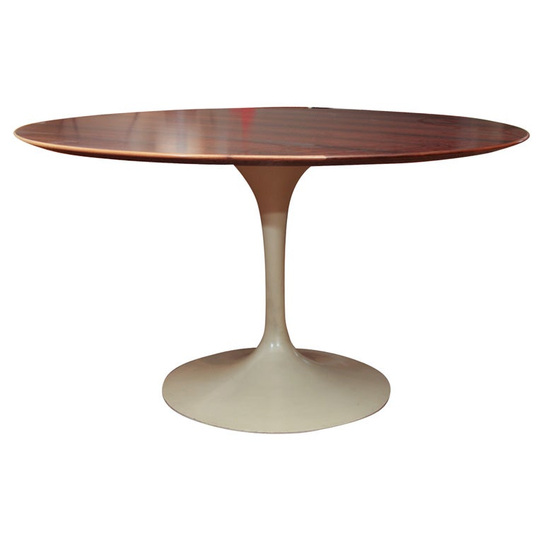 54quot rosewood Saarinen dining table mfg Knoll at 1stdibs : xIMG6376 from www.1stdibs.com size 768 x 768 jpeg 21kB