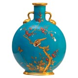 Mintons Moon Flask Vase