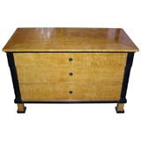 19th Century Biedermeier Style Commode
