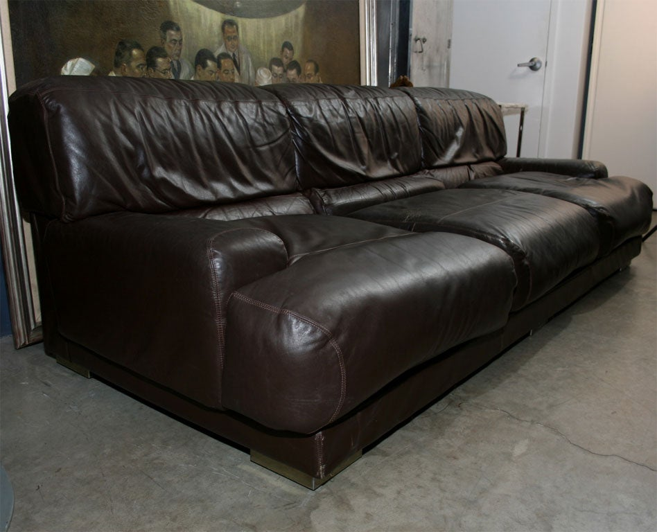 Jerome Perez Three Seater Sofa For Sale At 1stdibs