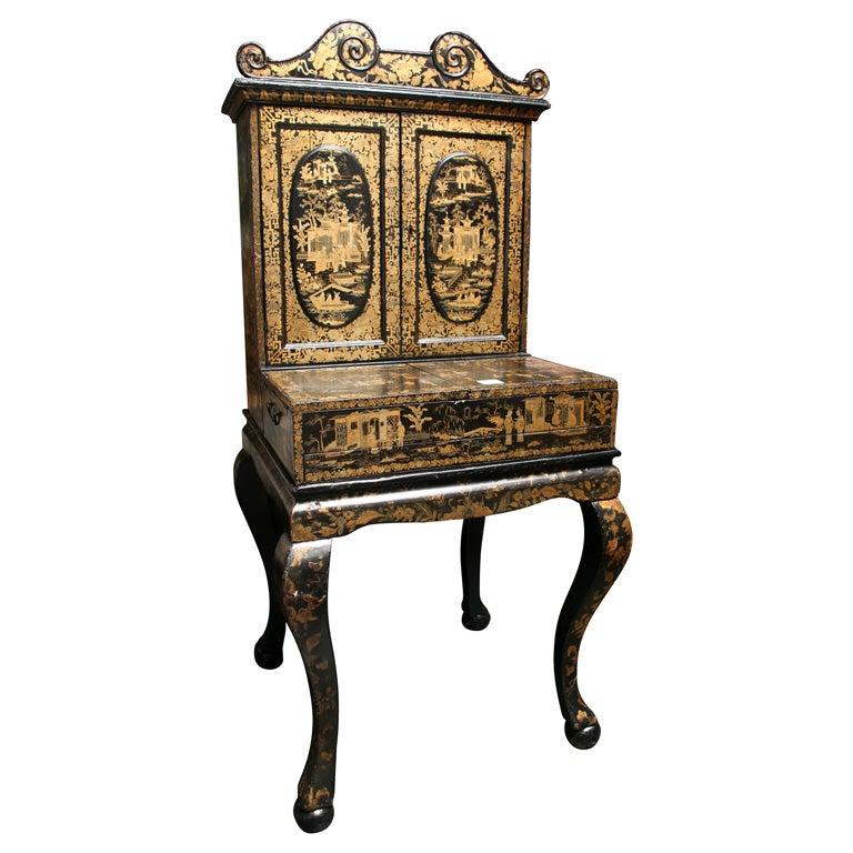 Baroque And Roll Painted Furniture