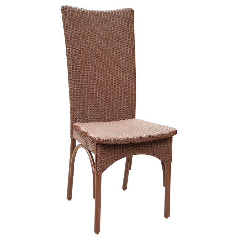 Loom italia outdoor ananda chair at 1stdibs for H furniture loom chair