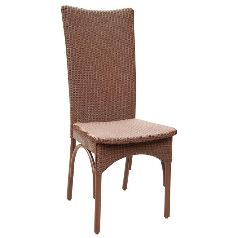 H Furniture Loom Chair Of Loom Italia Outdoor Ananda Chair At 1stdibs
