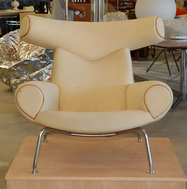 Hans Wegner Ox Chair image 2