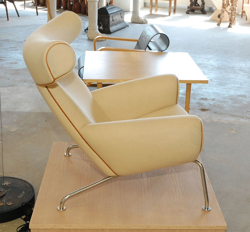 Hans Wegner Ox Chair image 7