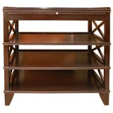Manhattan End Table Brown