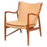 """Finn Juhl """"NV45"""" Arm Chair"""