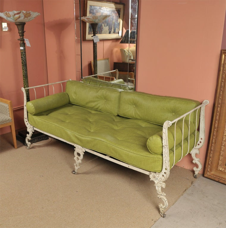 Wrought Iron Daybed At 1stdibs