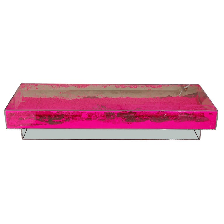 Blow coffee table by Elizabeth Paige Smith For Sale