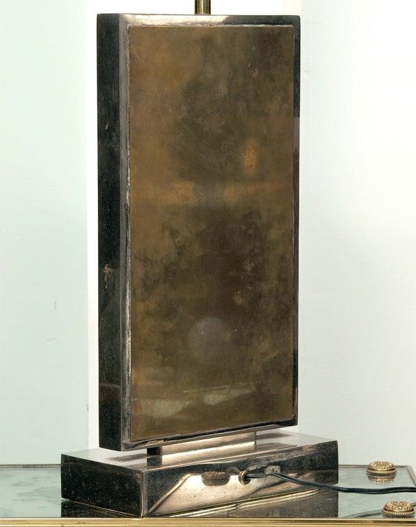 Table Lamp Signed Roger Vanhevel 8