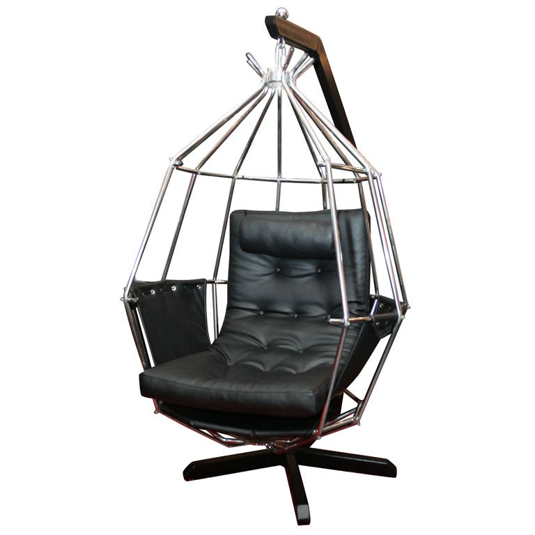 Parrot Chair by Ib Argreg :  parrot chair chair den seating