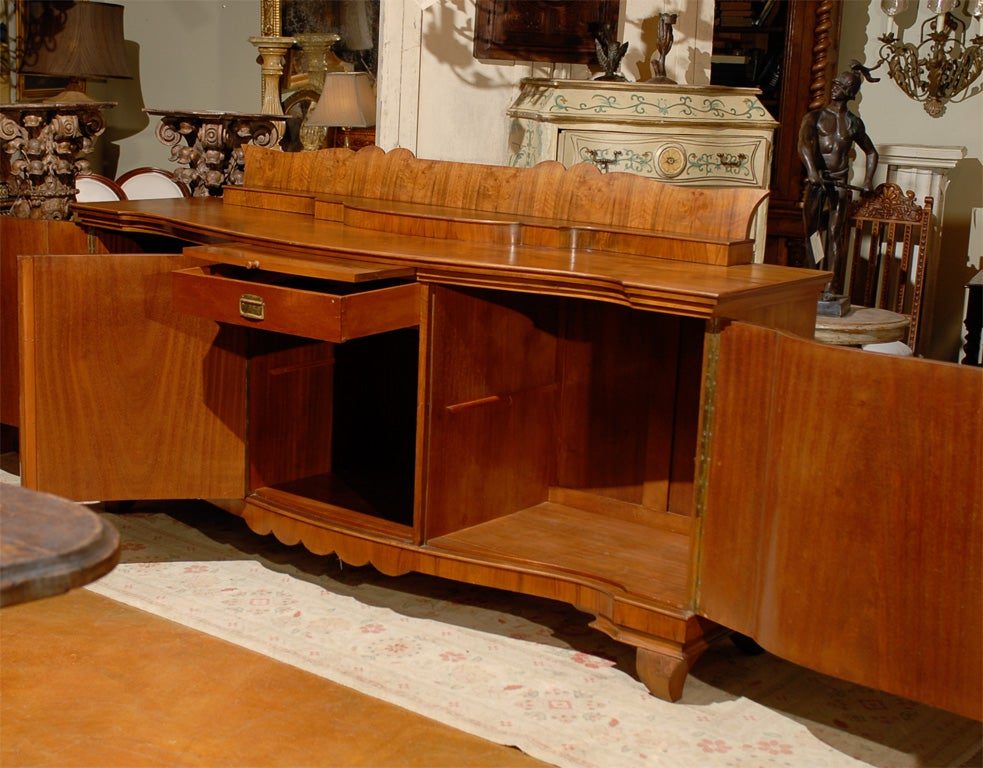 art deco buffet at 1stdibs. Black Bedroom Furniture Sets. Home Design Ideas