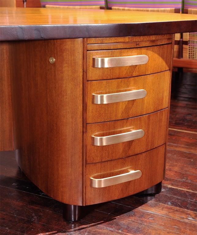 Sexy Art Deco Desk At 1stdibs