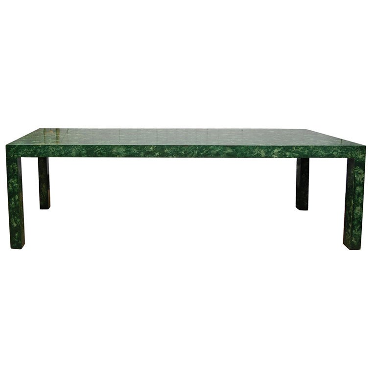 Parson 39 S Style Coffee Table For Sale At 1stdibs