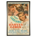 """1946s Movie Poster of """"The Harvey Girls"""""""