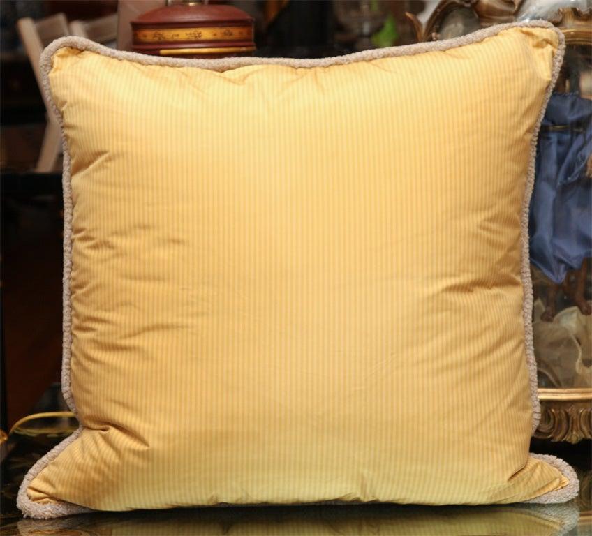 Fortuny Fabric Cushions 5